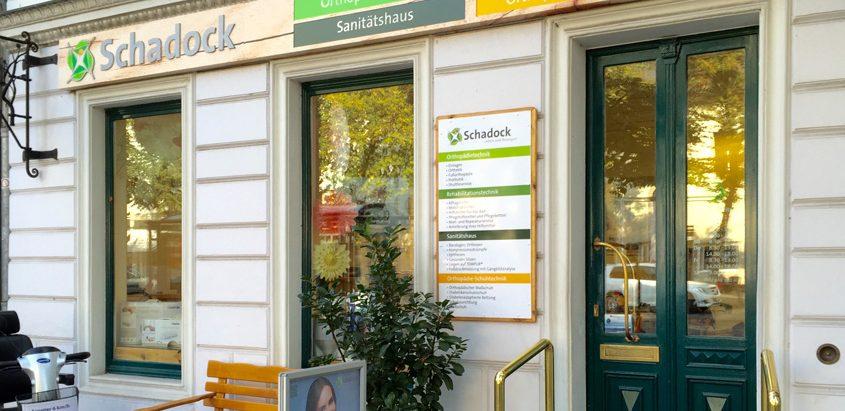 Schadock Filiale Friedrichshagen