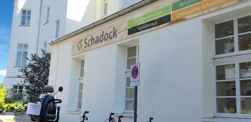 Schadock Filiale Woltersdorf