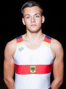 Leopold Reimann / Para – Nationalmannschaft Rudern - Markenbotschafter Schadock Sport